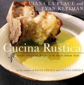 Cucina Rustica 0060935111 Book Cover