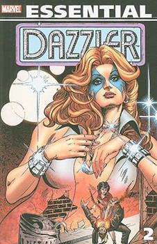 Essential Dazzler Volume 2 TPB - Book  of the Essential Marvel