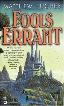 Fools Errant 0446609234 Book Cover