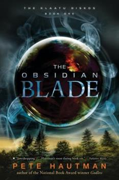 The Obsidian Blade 0763654035 Book Cover