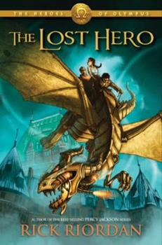 The Lost Hero 142311339X Book Cover