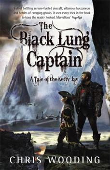 The Black Lung Captain 0345522508 Book Cover