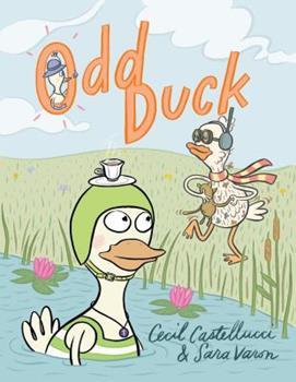 Odd Duck 1596435577 Book Cover