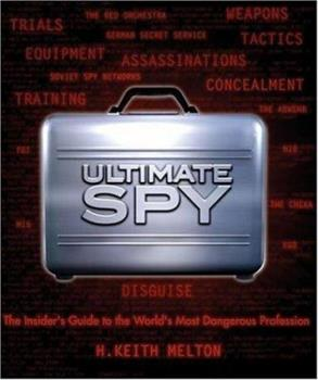 Paperback Ultimate Spy Book