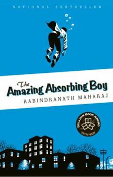 Paperback The Amazing Absorbing Boy Book