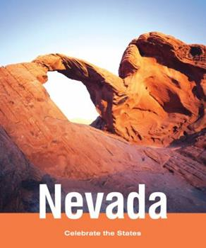 Nevada - Book  of the Celebrate the States