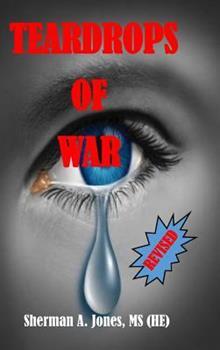 Hardcover Teardrops of War (Revised) Book