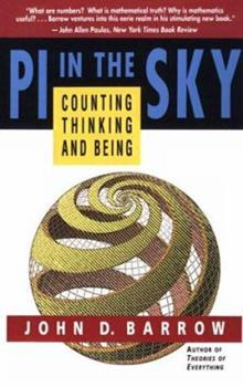 PI in the Sky: Counting, Thinking, and Being 0140231099 Book Cover