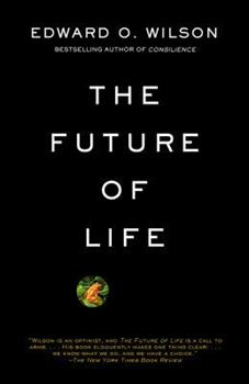 The Future of Life 0679450785 Book Cover