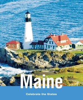 Maine - Book  of the Celebrate the States