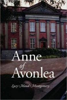 Paperback Anne of Avonlea, Large-Print Edition [Large Print] Book