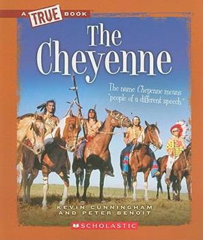 Paperback The Cheyenne (True Books) Book