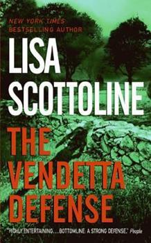 The Vendetta Defense 0060185074 Book Cover