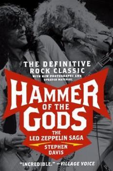 Paperback Hammer of the Gods: The Led Zeppelin Saga Book
