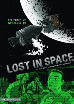 Lost in Space: The Flight of Apollo 13 1434211622 Book Cover