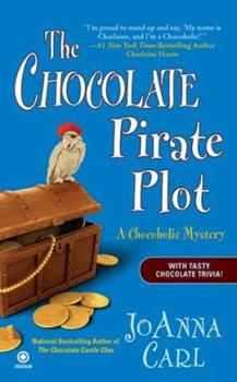 The Chocolate Pirate Plot 0451232887 Book Cover