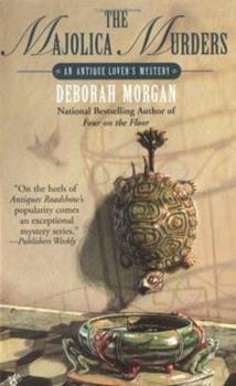The Majolica Murders 0425209261 Book Cover