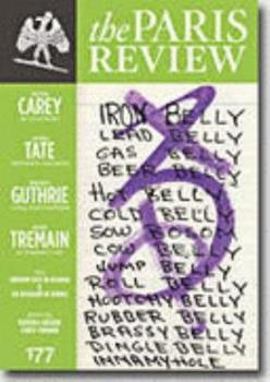 The Paris Review Issue 177 1841959758 Book Cover
