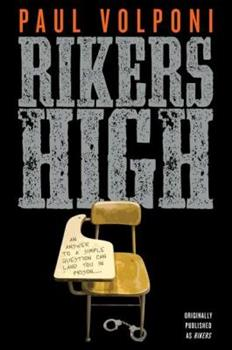 Rikers High 0142417785 Book Cover