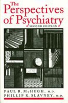 The Perspectives of Psychiatry 0801833027 Book Cover
