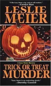 Mass Market Paperback Trick or Treat Murder Book