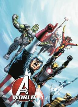 Avengers World, Volume 1: A.I.M.PIRE - Book #1 of the Avengers World Collected Editions