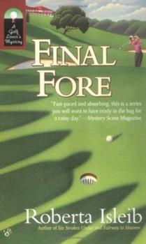 Final Fore (Golf Lover's Mysteries) 0425208966 Book Cover