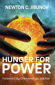 Paperback Hunger For Power [Large Print] Book