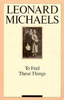 To Feel These Things 1562790404 Book Cover
