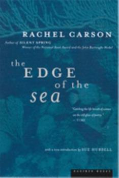 The Edge of the Sea 0395285194 Book Cover