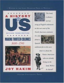 A History of US: Book 3: From Colonies to Country 1735-1791 (History of Us, 3) - Book #3 of the A History of US