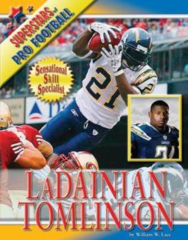 Ladainian Tomlinson - Book  of the Superstars of Professional Football