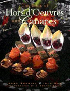 The Book Of Hors D'oeuvres And Canapes 0442020457 Book Cover