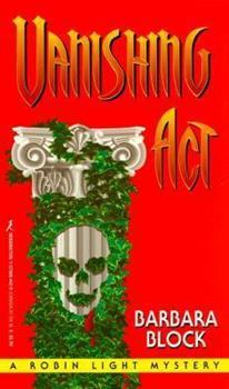 Vanishing Act (Robin Light Mystery) 1575664429 Book Cover