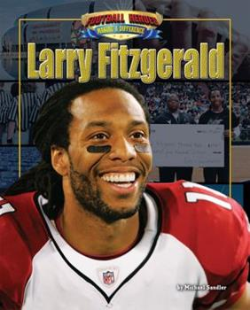Larry Fitzgerald 1936087588 Book Cover