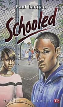 Schooled (Bluford Series, Number 15) 054539550X Book Cover