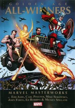 Marvel Masterworks: Golden Age All-Winners, Vol. 2 - Book #71 of the Marvel Masterworks