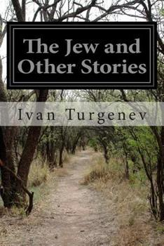 The Jew and Other Stories 1406567744 Book Cover