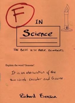 F in Science 1849533237 Book Cover