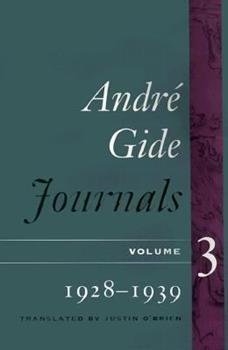 Journals, vol. 3: 1928-1939 0252069315 Book Cover
