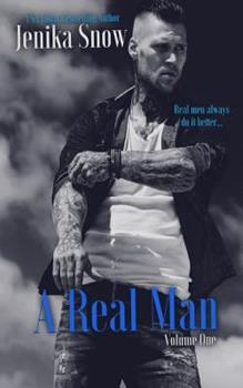 Paperback A Real Man: Volume One Book