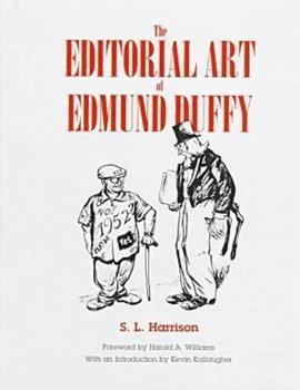 Hardcover The Editorial Art of Edmund Duffy Book