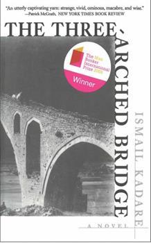 The Three-Arched Bridge 0375700943 Book Cover