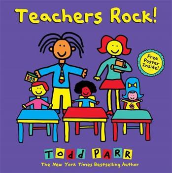 Hardcover Teachers Rock! Book