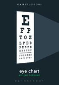 Eye Chart - Book  of the Object Lessons