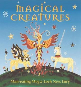 Magical Creatures 1554510295 Book Cover