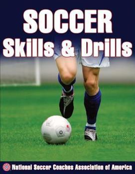 Paperback Soccer Skills & Drills Book