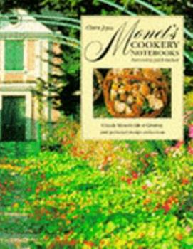 Monet's Cookery Notebooks 0852238258 Book Cover