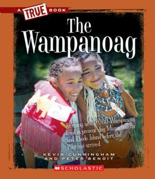 Library Binding The Wampanoag (A True Book) Book