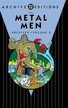 The Metal Men Archives, Vol. 2 - Book  of the DC Archive Editions